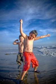 raising children abroad