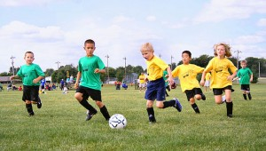 More daylight hours shows an increase in physical activity in children 5-16 years old.