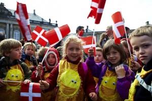 Danish Royal Family Celebrates Queen Margrethe Of Denmark's Birthday