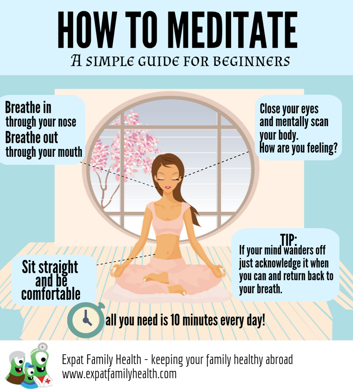 Expat Family Health » Meditation: 5 reasons why you should ...